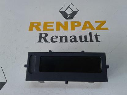 RENAULT RADYO TEYP GÖSTERGESİ 280348813R - 280340842R