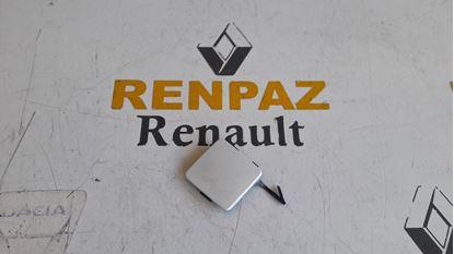 RENAULT MEGANE 3 ARKA TAMPON ÇEKİ KAPAĞI BEYAZ 511652690R