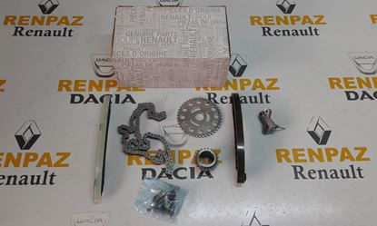 RENAULT/OPEL/NİSSAN 2.0 DCİ EKSANTİRİK ZİNCİR KİTİ 130C12127R - 7701476597 - 7701476597 - 1302800Q0A