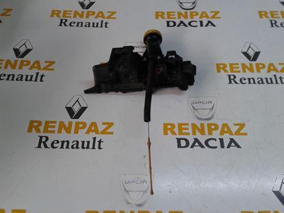 RENAULT/DACİA YAKIT RAMPASI KAPAĞI+MOTOR YAĞ DOLUM AĞZI 175B15849R - 8200703003