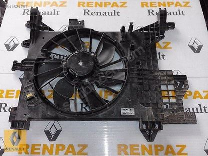 DACİA DUSTER FAN DAVLUMBAZI KOMPLE 214819914R - 214816758R