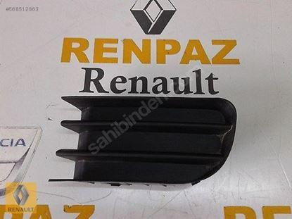 RENAULT MEGANE 2 SİS FAR KAPAĞI 8200115119 - 8200115120