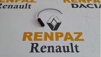 RENAULT/DACİA MANYETİK KAPTÖR SOKETİ SİYAH 2K012