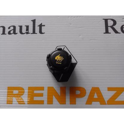 RENAULT/DACİA GENLEŞME DEPO KAPAĞI SİYAH 8200048024 - 7700805131