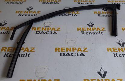 RENAULT MEGANE 4 SAĞ ÖN KAPI CAM FİTİLİ 803300388R - 803307514R - 803307918R