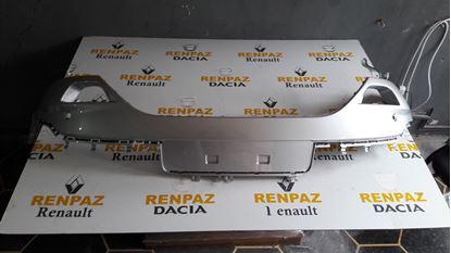 RENAULT MEGANE 3 RS ARKA TAMPON ALT PLASTİĞİ GÜMÜŞ 850B20005R - 850B28828R