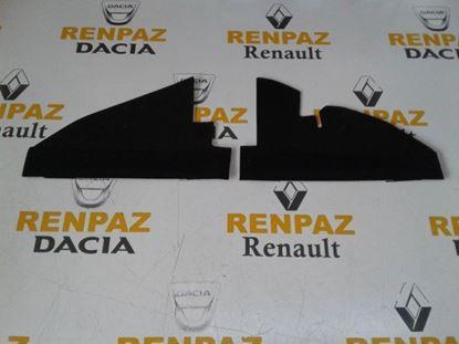 RENAULT 12 PEDAL YAN KARTONU 7700506378 - 7700544029