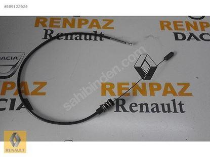 DACİA PİCK-UP GAZ TELİ 6000548063 - 6000548064 - 7700630601