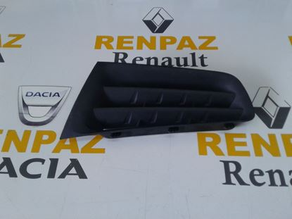 RENAULT MEGANE 2 SOL PANJUR IZGARASI 8200412381