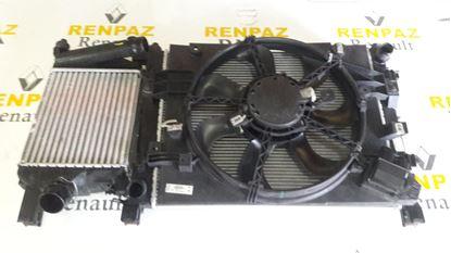 RADYATÖR VE FAN MOTORU SET 214100078R - 214811626R - 921006454R - 144961381R - 255502585R