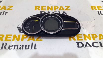 RENAULT MEGANE 3 1.5 DCİ KM GÖSTERGE TABLOSU 5 DEVİR 248105156R