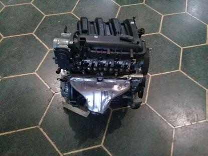 LOGAN/SANDERO/CLİO 3/KANGO 1.2 16V MOTOR KOMPLE D4F F732 F452681 - 100012449R