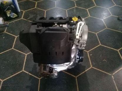 MEGANE 1 1.6 16V MOTOR KOMPLE K4M F696 - D056637 - 100016259R