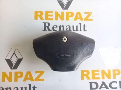 RENAULT CLİO 1 SÜRÜCÜ AİRBAG 7700841877