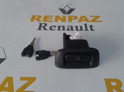 RENAULT CLİO 2 SYMBOL BAGAJ KİLİDİ 7701472508