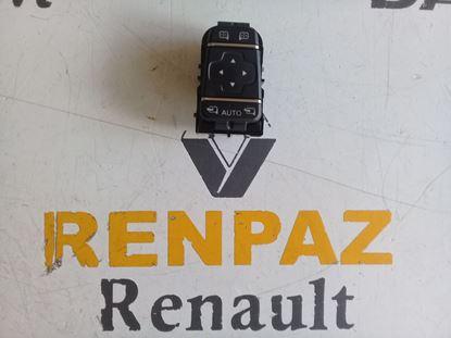 RENAULT CLİO 4/CAPTUR AYNA AYAR DÜĞMESİ 255702886R