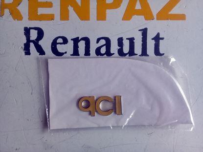 RENAULT MEGANE 3 ARKA BAGAJ DCİ YAZISI 908894256R