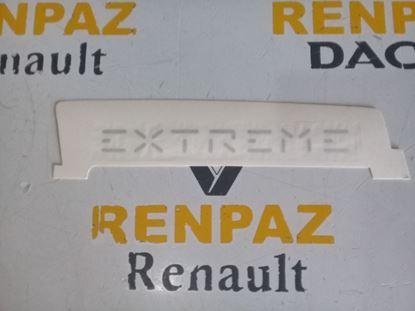 MEGANE 2 ARKA KAPI EXTREME YAZISI 8200734259