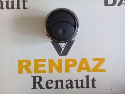 RENAULT/DACİA TORPİDO HAVALANDIRMA IZGARASI NİKELAJLI 687608041R - 687600913R