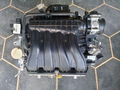 FLUENCE/MEGANE 3/SCENİC 3/NİSSAN 2.0 16V MOTOR KOMPLE M4R 713 100018273R