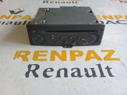 CLİO 2 RADYO CD ÇALAR TEYP ORJINAL 8200633621