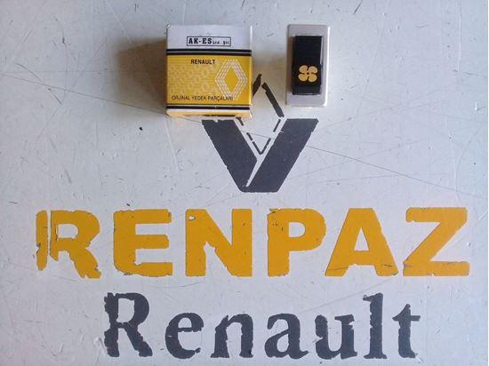 RENAULT 12 TOROS KALORİFER DÜĞMESİ 7700624596 - 7700624602